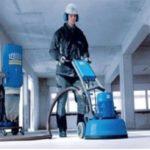 шлифовка бетона, обеспыливание бетона, шлифовка гранита, шлифовка мрамора, кристаллизация